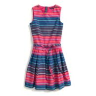 STRIPED PARTY DRESS $46.50