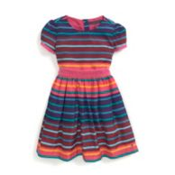 STRIPED PARTY DRESS $39.50