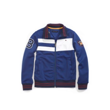 Image for TRACK JACKET from Tommy Hilfiger USA
