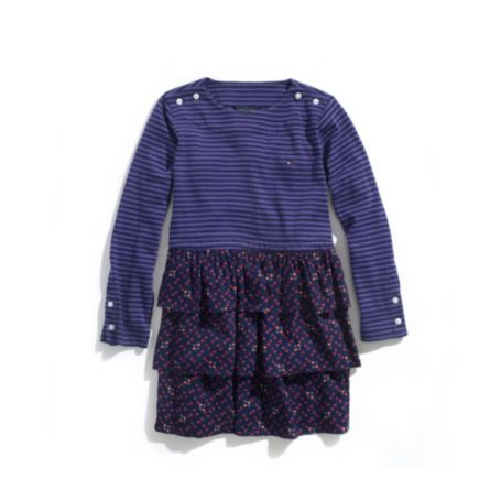 Image for PATTERN PLAY DRESS from Tommy Hilfiger USA