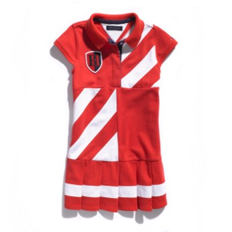 Image for FASHION POLO DRESS from Tommy Hilfiger USA