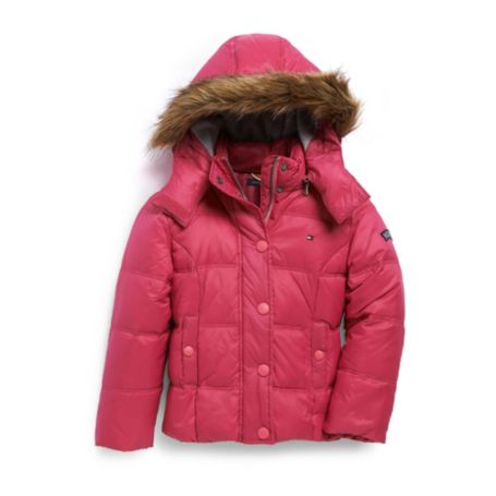 Image for PUFFER JACKET from Tommy Hilfiger USA