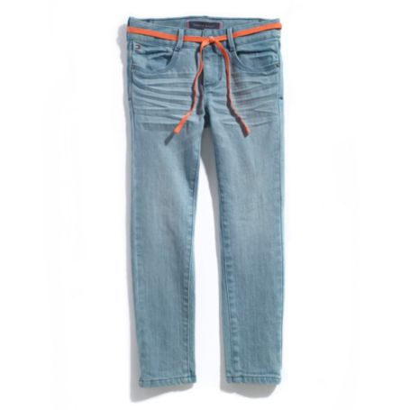 Image for LIGHT WASH SKINNY JEAN from Tommy Hilfiger USA