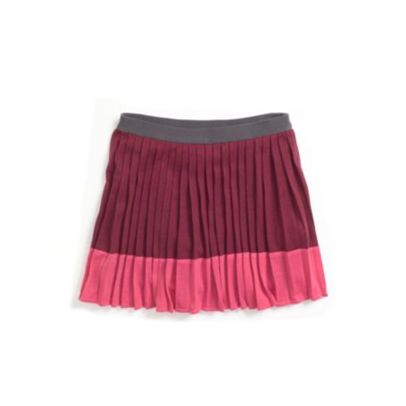 Image for PLEATED COLORBLOCK SKIRT from Tommy Hilfiger USA