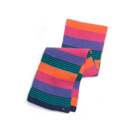 Image for STRIPE SCARFS from Tommy Hilfiger USA
