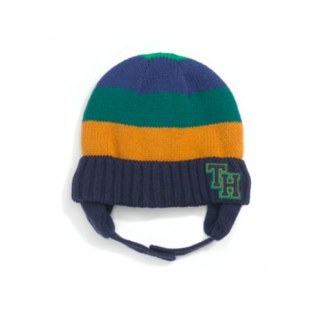 Image for TH COLOR STRIPE HAT from Tommy Hilfiger USA