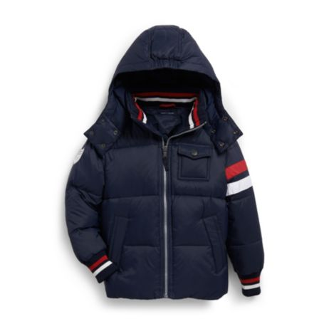 Image for DOWN PUFFER JACKET from Tommy Hilfiger USA