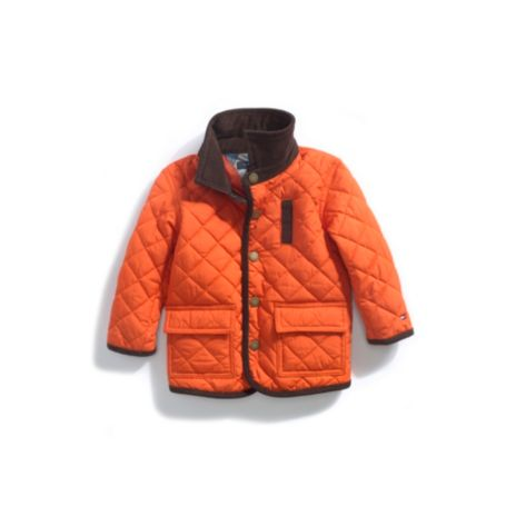 Image for QUILTED BARN JACKET from Tommy Hilfiger USA