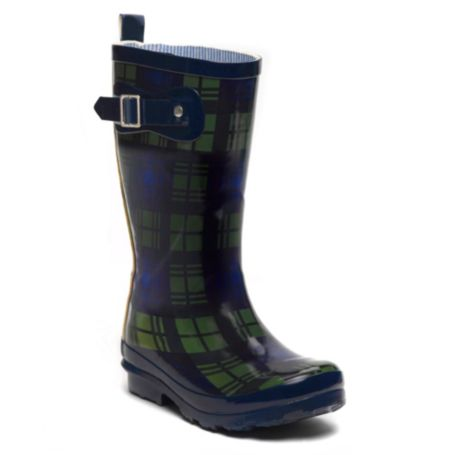 Image for PLAID RAIN BOOTS from Tommy Hilfiger USA