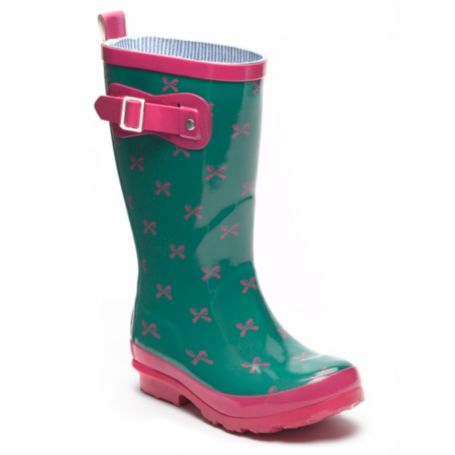 Image for BOW RAIN BOOTS from Tommy Hilfiger USA
