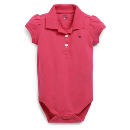 Image for CLASSIC POLO BODY SUIT from Tommy Hilfiger USA