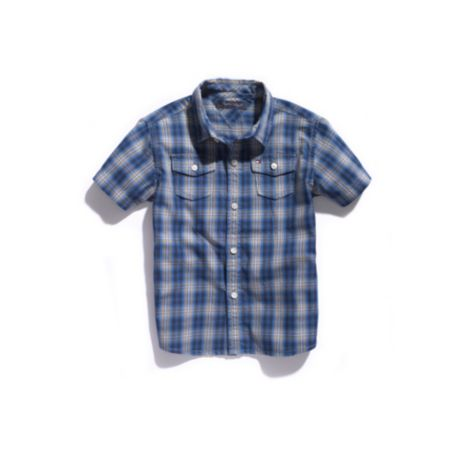 Image for FALL CHECK SHIRT from Tommy Hilfiger USA