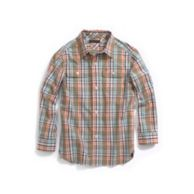 PLAID ROLL UP SHIRT $36.50