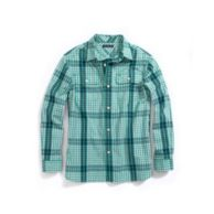 PLAID ROLL UP SHIRT $29.99