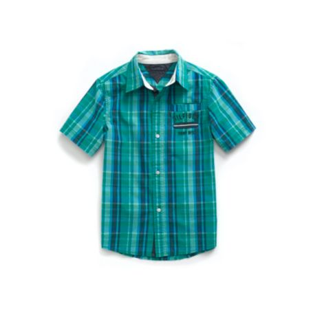 Image for NOVELTY PLAID SHIRT from Tommy Hilfiger USA