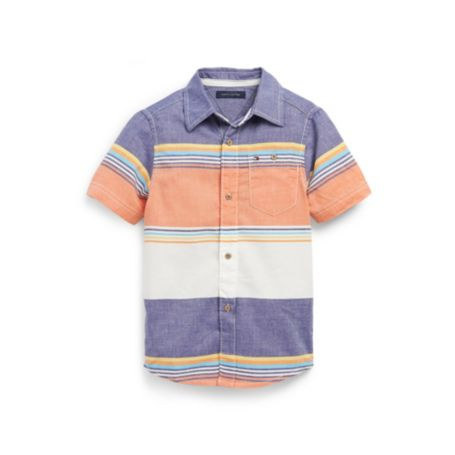 Image for NOVELTY STRIPE SHIRT from Tommy Hilfiger USA