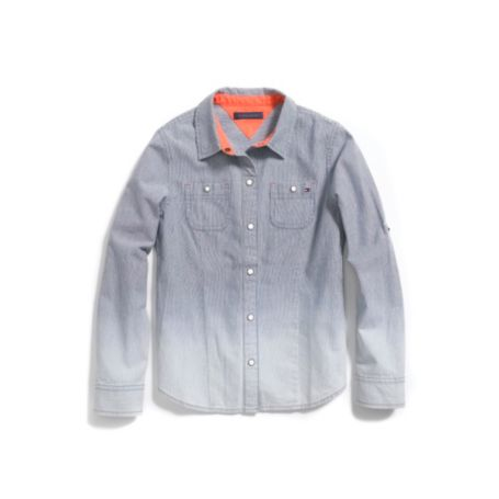 Image for DENIM SHIRT from Tommy Hilfiger USA