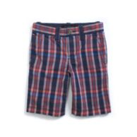 PLAID SHORT $32.99