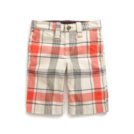 Image for PLAID SHORT from Tommy Hilfiger USA