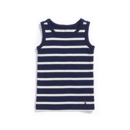 Image for STRIPED TANK from Tommy Hilfiger USA