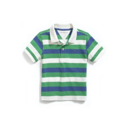 Image for SIMPLE STRIPE POLO from Tommy Hilfiger USA
