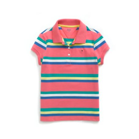 Image for STRIPE POLO from Tommy Hilfiger USA