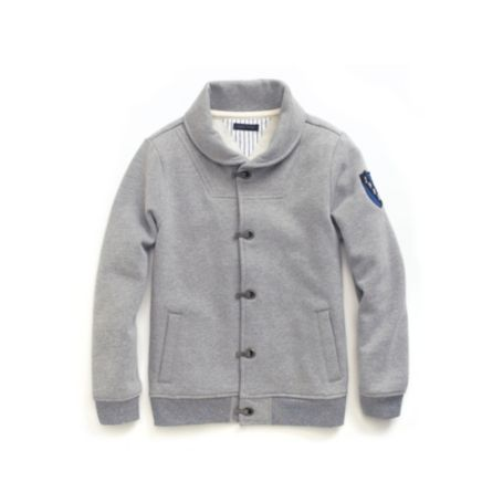 Image for COLLARED FLEECE from Tommy Hilfiger USA