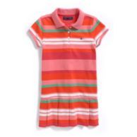 STRIPE POLO DRESS $22.99