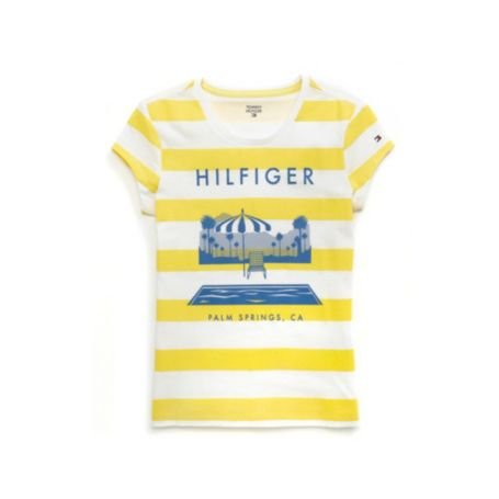 Image for FASHION GRAPHIC TEE from Tommy Hilfiger USA