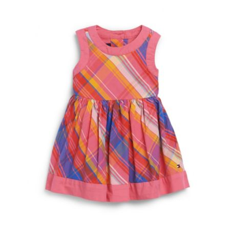 Image for PLAID DRESS from Tommy Hilfiger USA