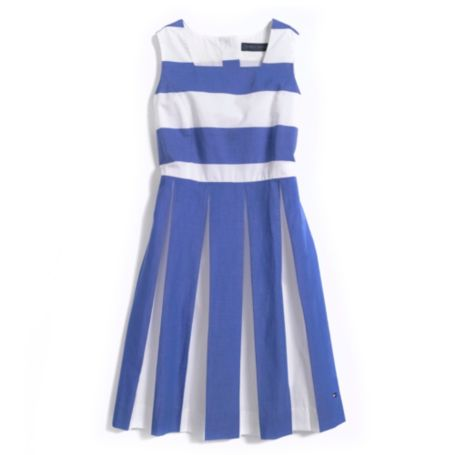 Image for WOVEN DRESS from Tommy Hilfiger USA