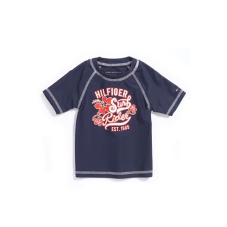 Image for NAVEEN RASHGUARD from Tommy Hilfiger USA