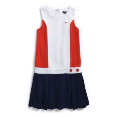 Image for GRAPHIC KNIT DRESS from Tommy Hilfiger USA