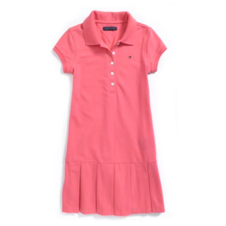 Image for CLASSIC POLO DRESS from Tommy Hilfiger USA