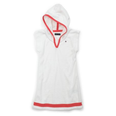 Image for HOODED COVER UP from Tommy Hilfiger USA