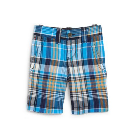 Image for PLAID WOVEN SHORT from Tommy Hilfiger USA