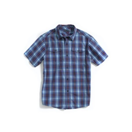 Image for SUMMER PLAID CAMP SHIRT from Tommy Hilfiger USA