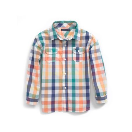 Image for ROLL UP SHIRT from Tommy Hilfiger USA