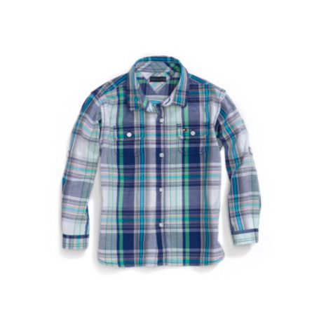 Image for EXPLORER ROLL-SLEEVE CAMP SHIRT from Tommy Hilfiger USA