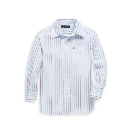 Image for COLOR STRIPE SHIRT from Tommy Hilfiger USA
