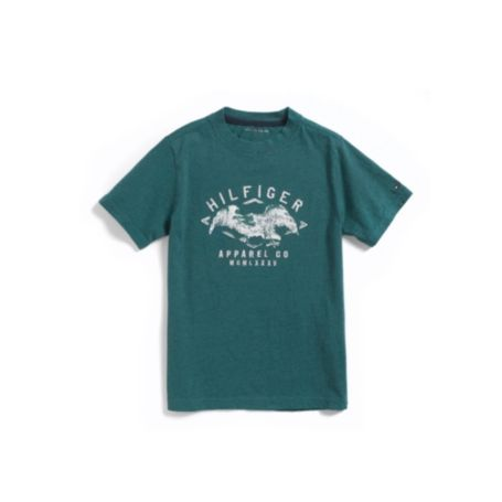 Image for EAGLE TEE from Tommy Hilfiger USA