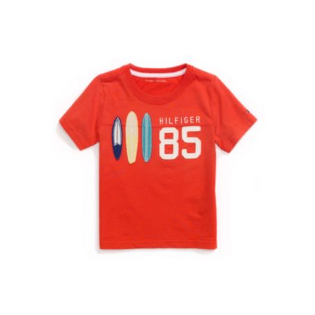 Image for SURFBOARD TEE from Tommy Hilfiger USA