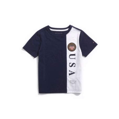 Image for TEAM USA TEE from Tommy Hilfiger USA