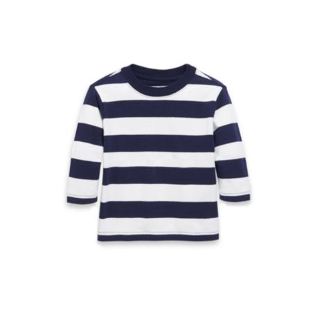Image for LONG-SLEEVE STRIPE TEE from Tommy Hilfiger USA