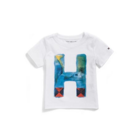 Image for SPORTY GRAPHIC TEE from Tommy Hilfiger USA