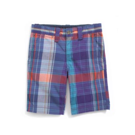 Image for SHORE THING PLAID SHORT from Tommy Hilfiger USA