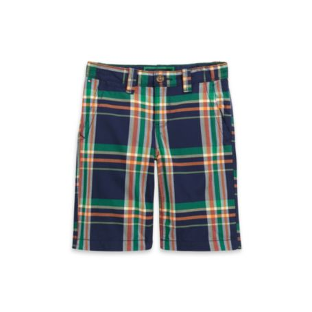 Image for COLORFUL PLAID BERMUDA from Tommy Hilfiger USA