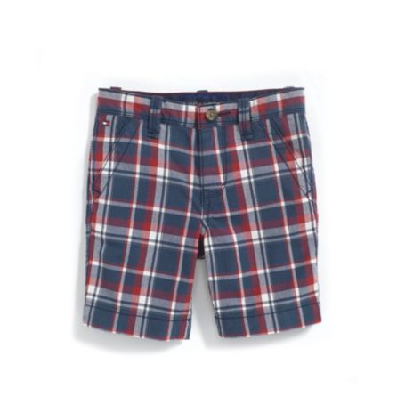Image for OCEAN PLAID BERMUDA SHORT from Tommy Hilfiger USA