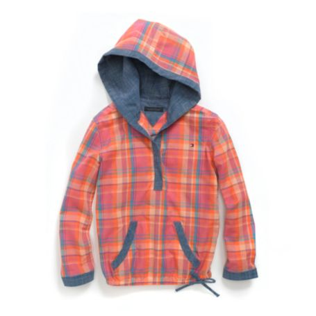 Image for SURFER GIRL HOODIE from Tommy Hilfiger USA