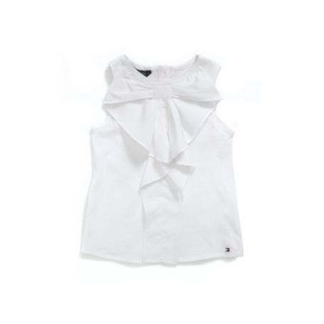 Image for TAKE A BOW TOP from Tommy Hilfiger USA